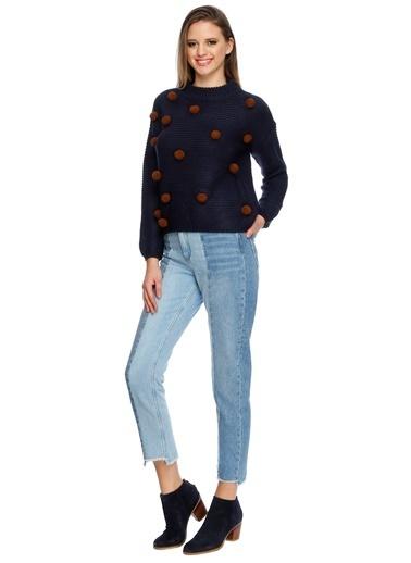 Compania Fantastica Sweatshirt Lacivert